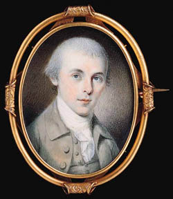 President James Madison Cameo